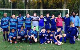 Ouverture d'une section Football Adapté à Sèvres